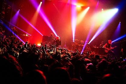 the GazettE 世界56公演に及ぶツアーのファイナルは『第九』、9月横浜アリーナにて開催決定