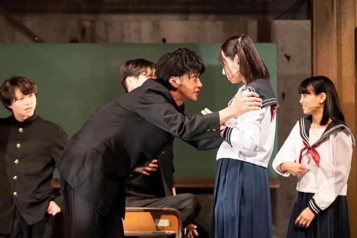 (C)️2020宗田理 /舞台「ぼくらの七日間戦争」製作委員会