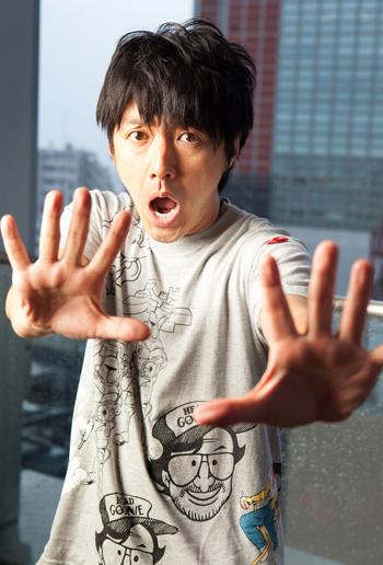 撮影:渡辺マコト