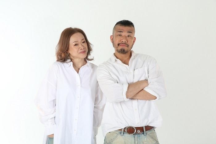 (左から)林希、大村俊介(SHUN)