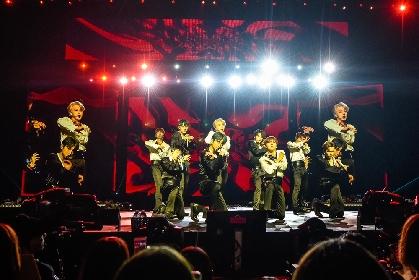 SEVENTEENに北米のファンが熱狂、ワールドツアーL.A.公演オフィシャルレポート