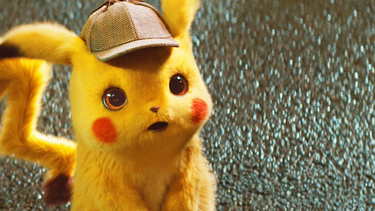 (C)2019 Legendary and Warner Bros. Entertainment, Inc. All Rights Reserved. (C)2019 Pokémon.