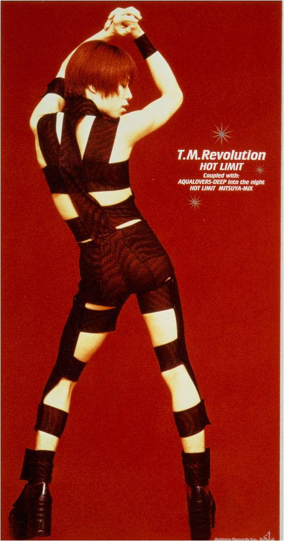 T.M.Revolution「HOT LIMIT」