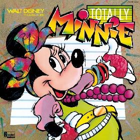 『ミニーのすべて』などディズニー・ミュージック4作品が初レコード化