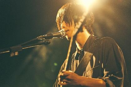 """andropの全国ツアー『one-man live tour 2019 """"daily""""』に幕 9月には東名阪ライブハウスツアーを行うことを発表"""