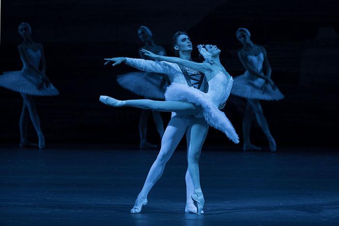 『白鳥の湖』(C)Natalia Voronova