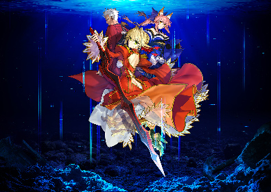 TYPE-MOON studio BB作品『Fate/EXTRA Record』開発始動 奈須きのこ ワダアルコらが自ら「Fate/EXTRA」をリメイク