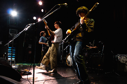 The Songbardsの初ワンマンツアー、新曲やカバーも飛び出した東京公演を観た