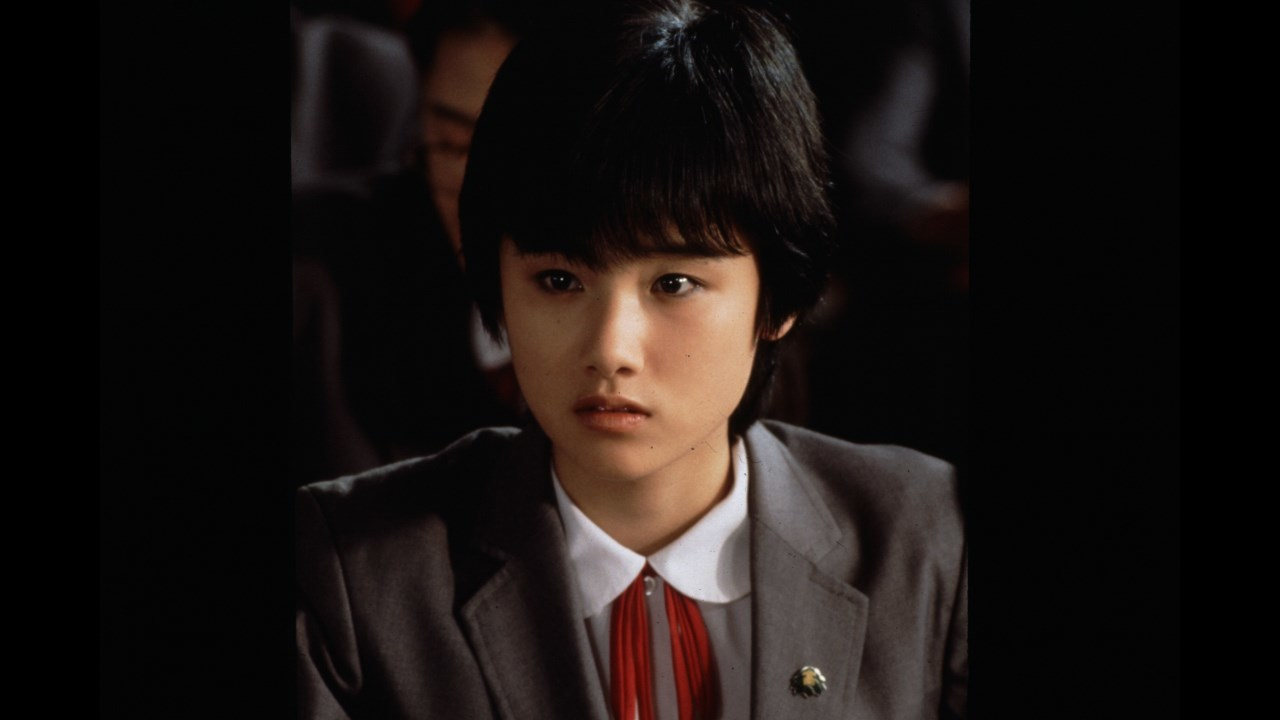 映画『時をかける少女』 (C)KADOKAWA 1983