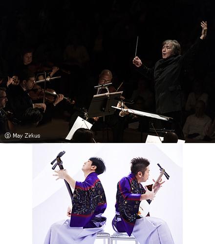 大野和士指揮バルセロナ交響楽団/吉田兄弟