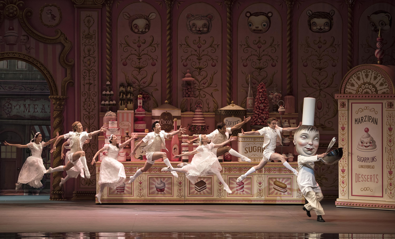 アメリカン・バレエ・シアターの「ホイップクリーム」  (c)Gene Schiavone