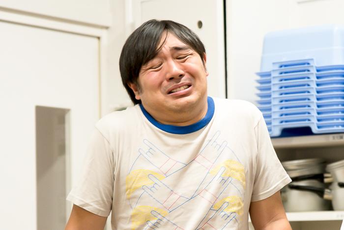 劇団「地蔵中毒」『ずんだ or not ずんだ』稽古場より (撮影:塚田史香)