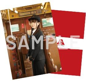 クリアファイルA 500円(税込)