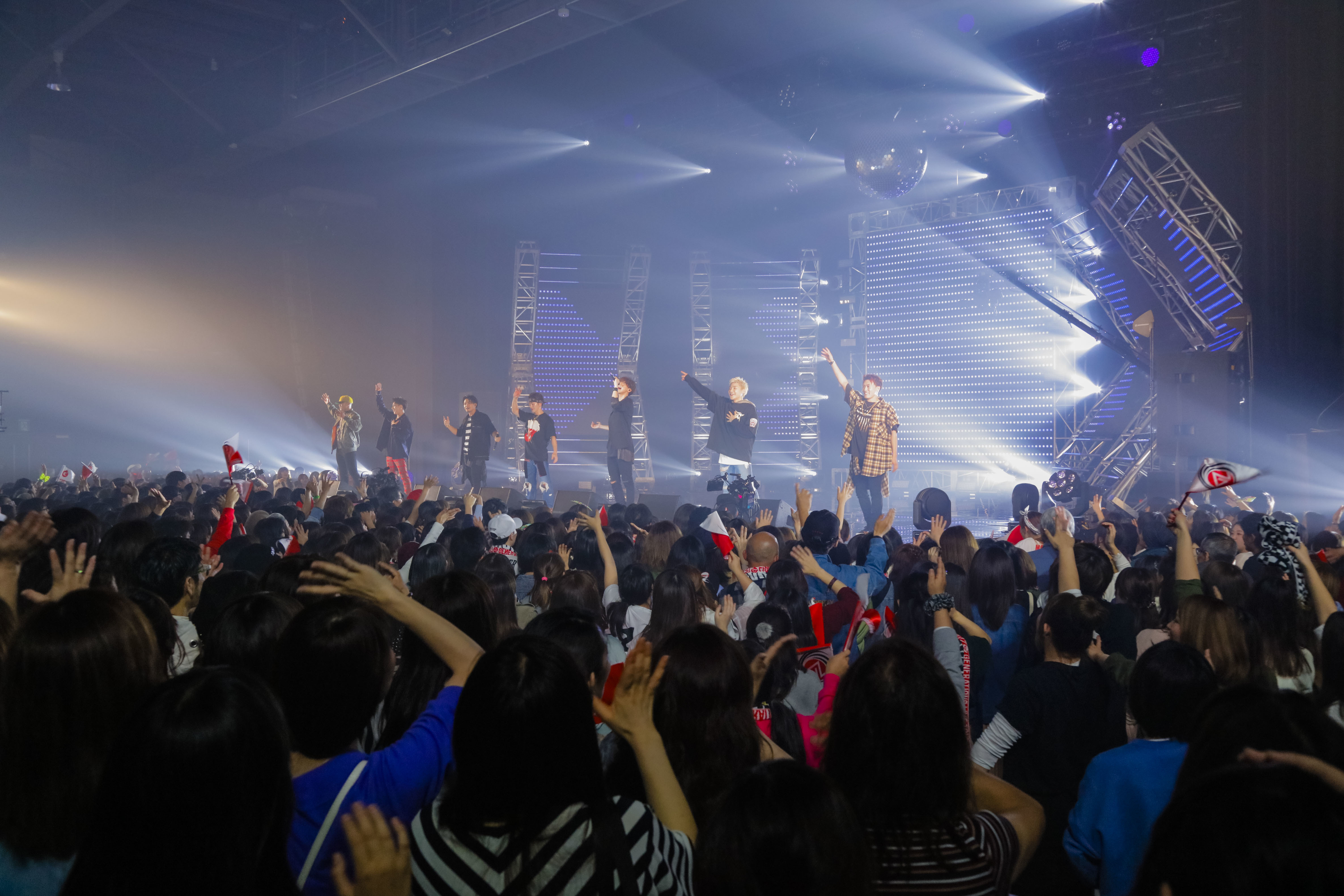 GENERATIONS from EXILE TRIBE ×WOWOW オリジナルスタジオライブ