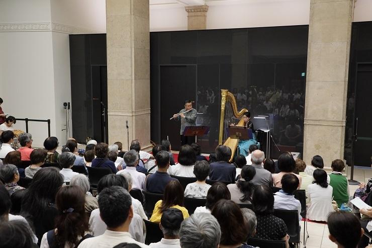 「大阪クラシック2019」より     (C)飯島隆