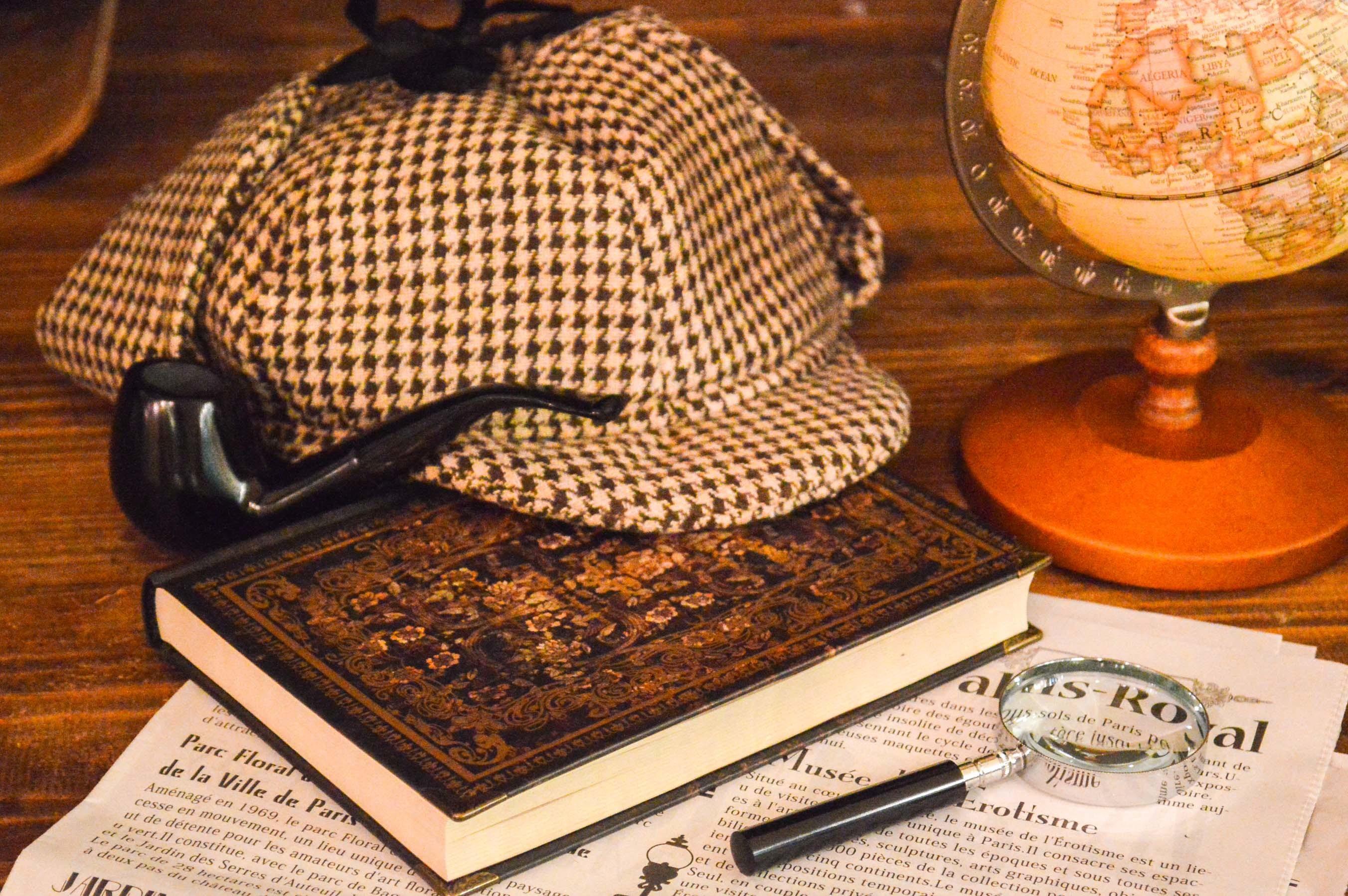 おふろミステリー4『追憶の街角 ~狙われた探偵ルーム~』