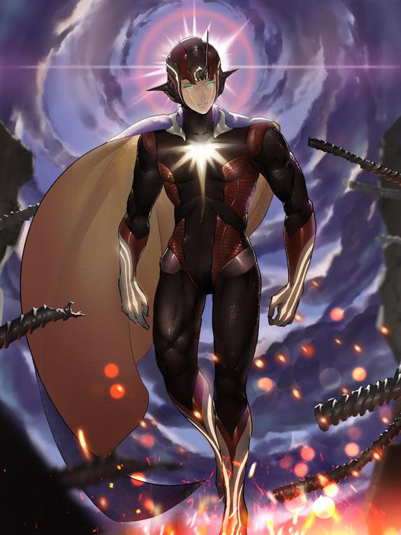 エプシロン:キャラクターリメイク AGM
