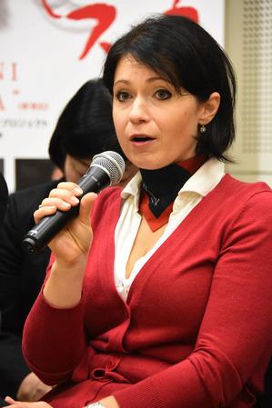 ルイザ・アルブレヒトヴァ(トス香)