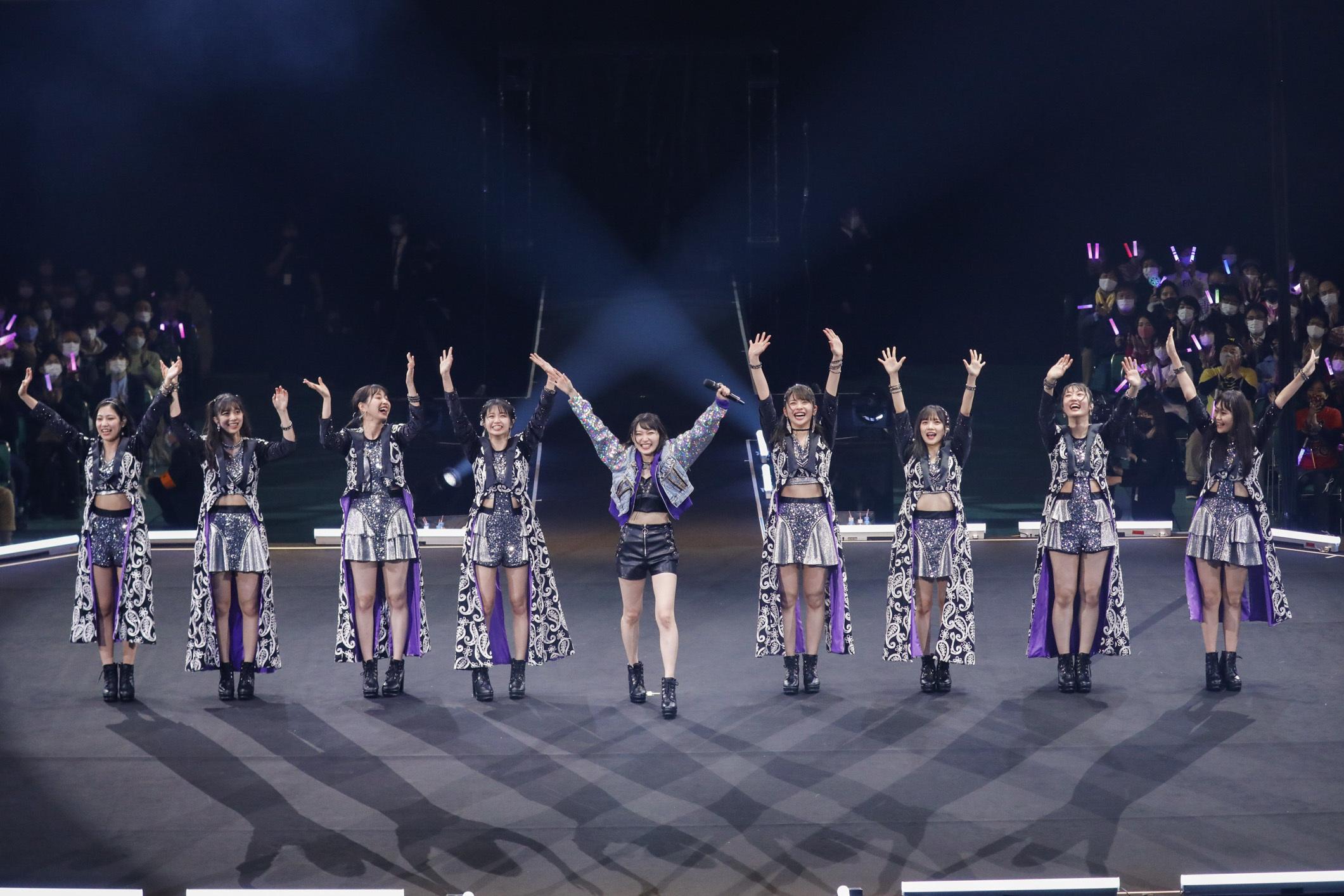 『Juice=Juice コンサート 2020 〜続いていく STORY〜 宮本佳林卒業スペシャル』 カット写真