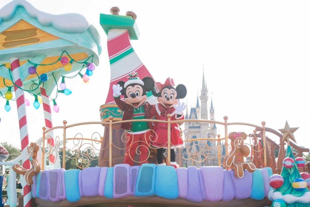 ディズニー・クリスマス・ストーリーズ ※イメージ (C)Disney