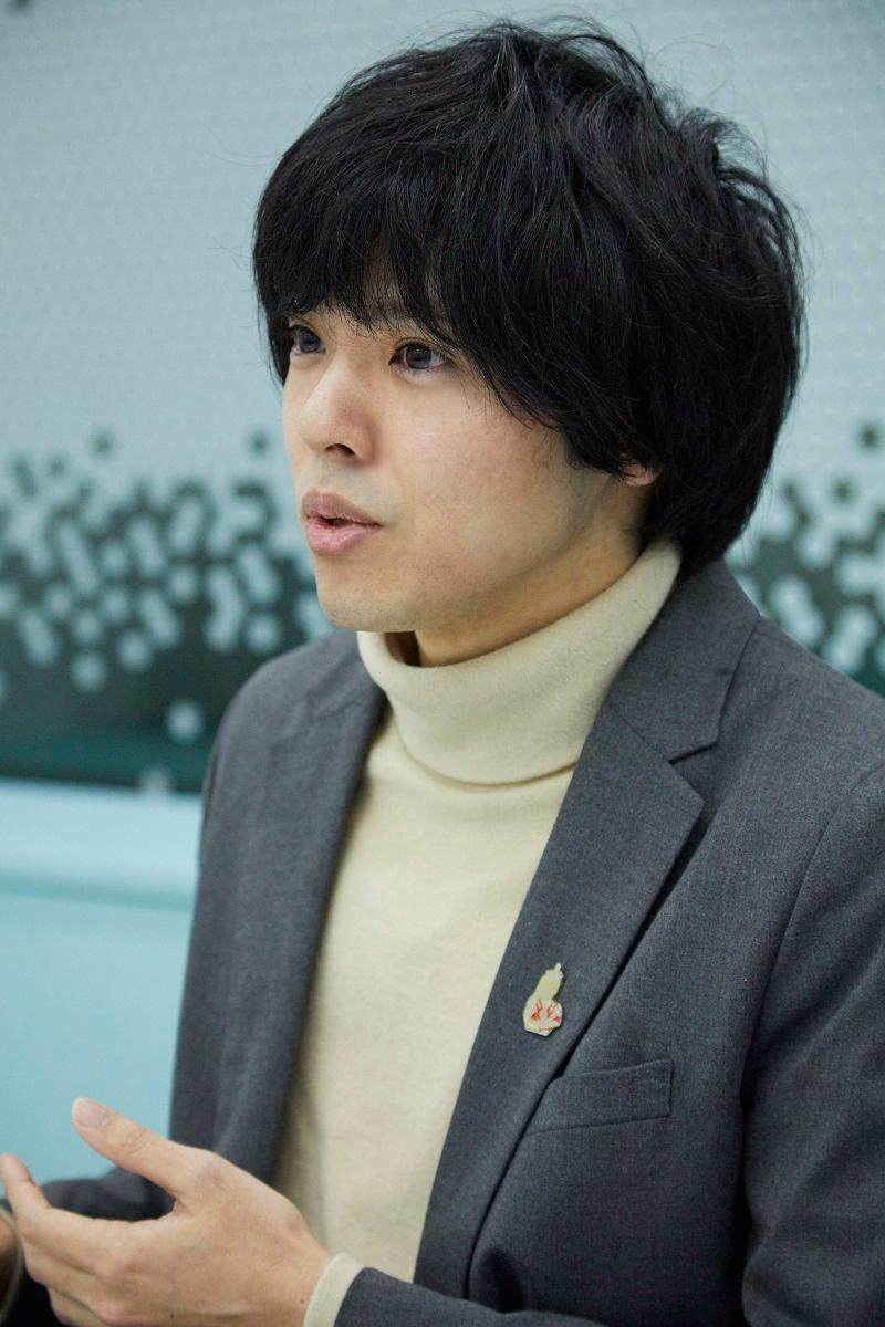 撮影:岩間 辰徳