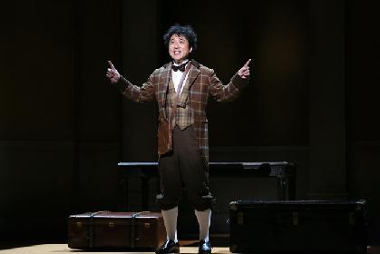 ムロツヨシ主演、福田雄一演出『恋のヴェネチア狂騒曲』が開幕