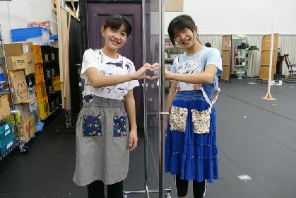 丸美屋食品ミュージカル『アニー』2021スペシャルインタビュー【後編】荒井美虹・德山しずく~「明日は必ず来る」という気持ちで届ける特別バージョン