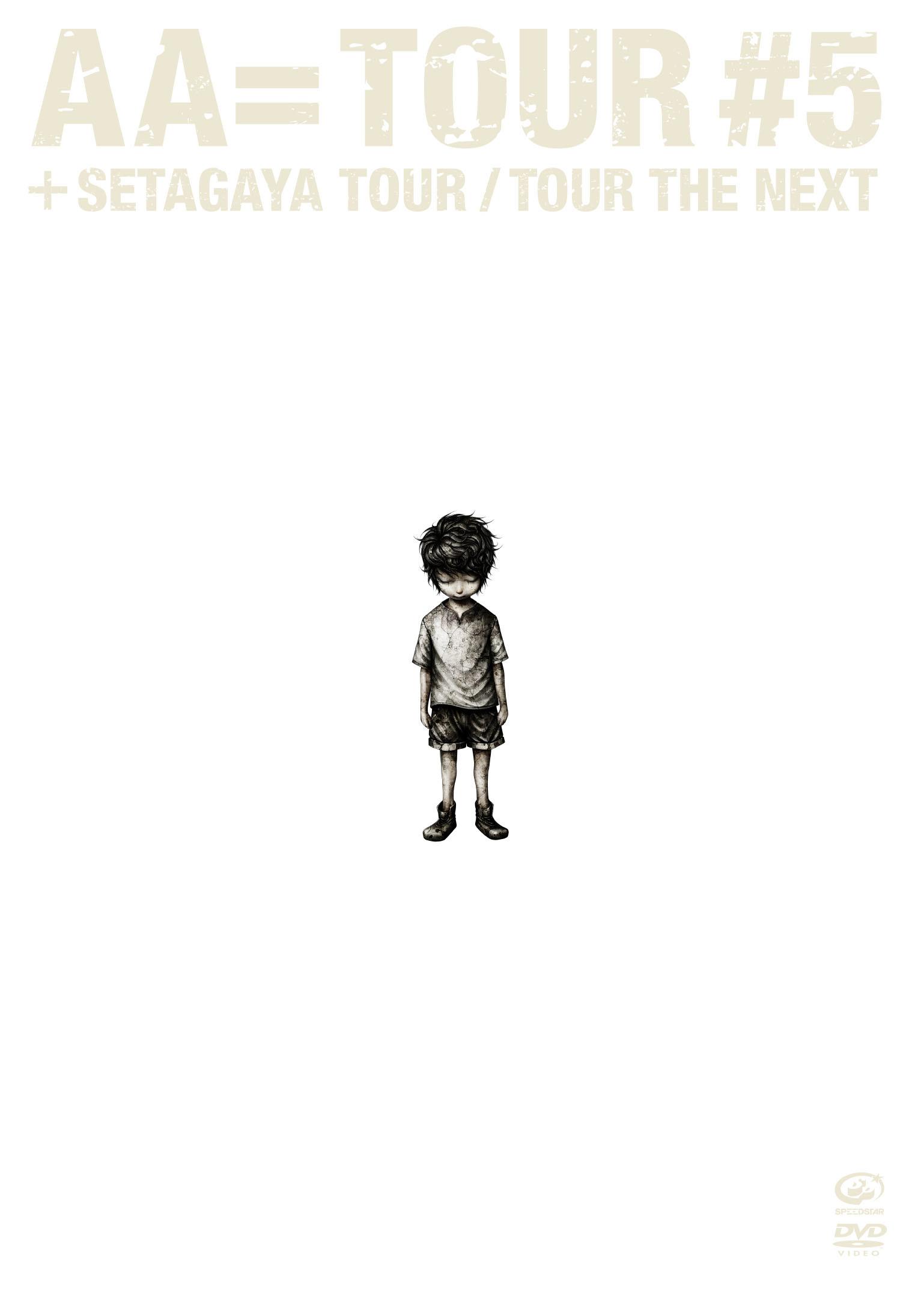 AA= DVD『TOUR #5』初回盤