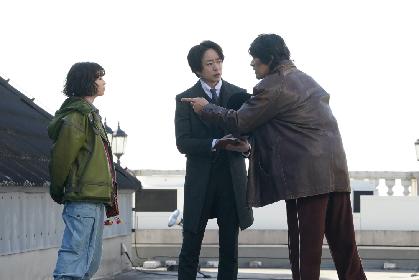 広瀬すず×櫻井翔W主演のドラマ『ネメシス』 未公開シーンを追加した特別版の独占配信がHuluでスタート