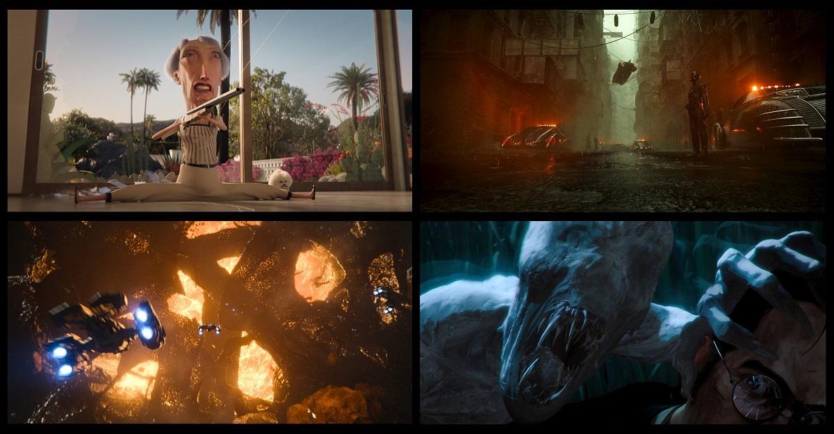 Netflix『ラブ、デス&ロボット』場面写真