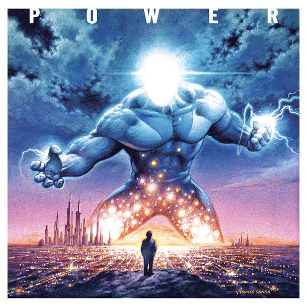 V.A.「POWER」ジャケット