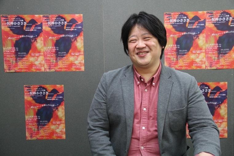 フェルナンド 青山貴(バリトン)     (C)H.isojima