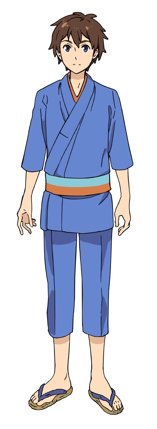 三波羅星真(みはらしょうま) CV:斉藤壮馬