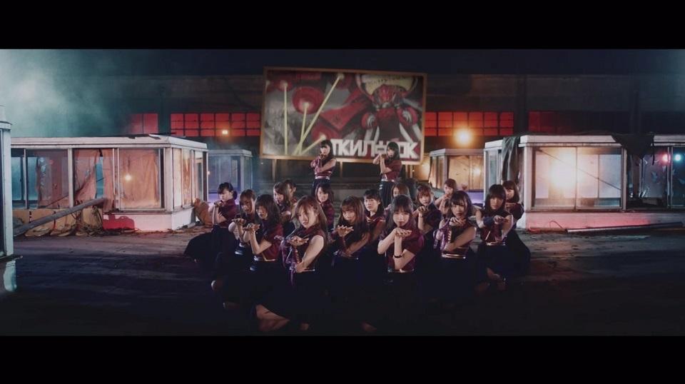 乃木坂46「女は一人じゃ眠れない」MV