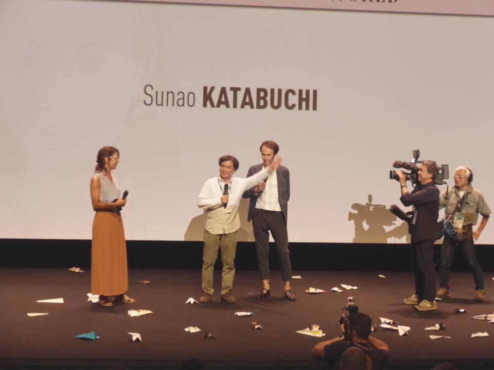 第41回アヌシー国際アニメーション映画祭 上映スピーチ