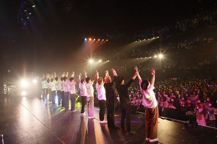 """『Amuse Presents SUPER HANDSOME LIVE 2021 """"OVER THE RAINBOW""""』"""