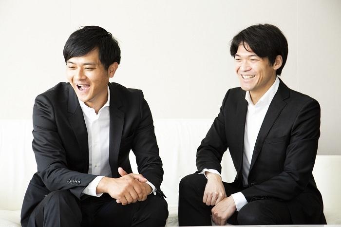 田中俊太郎(バリトン)、大田翔(テノール)