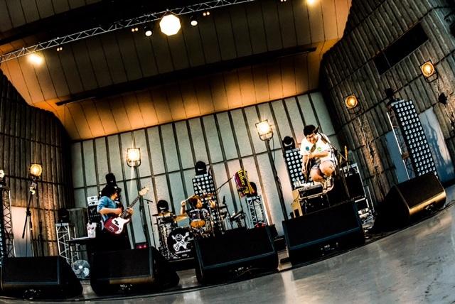 サンボマスター 日比谷野外大音楽堂でのライブ