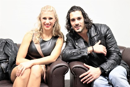 ダンスの魅力とは? 国の代表として世界選手権にも出場した『バーン・ザ・フロア』出演のダンサー、グラジアーノ&ジアーダにインタビュー