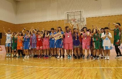 他を圧倒し王者「CLU+CH」が2連覇を達成!「声優Jrバスケ3x3 SJ3.LEAGUE」第2回公式戦レポート