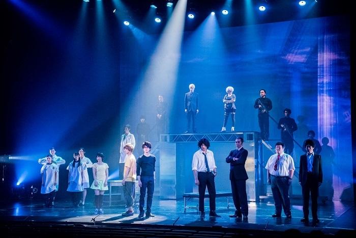舞台『PREMIUM 3D STAGE 残響のテロル』 撮影=原地達浩