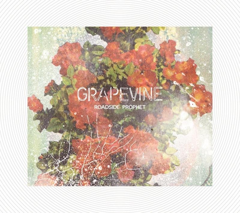 GRAPEVINE new album『ROADSIDE PROPHET』初回盤