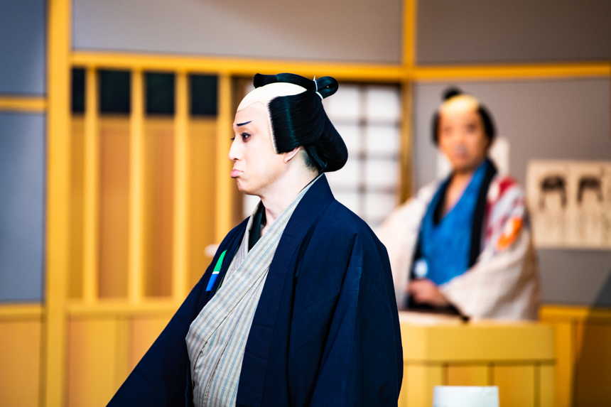 過去作よりも、少しイヤな感じの性格になった弥次さん。