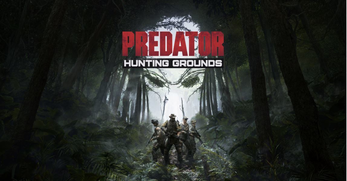 『Predator: Hunting Grounds』キーアート