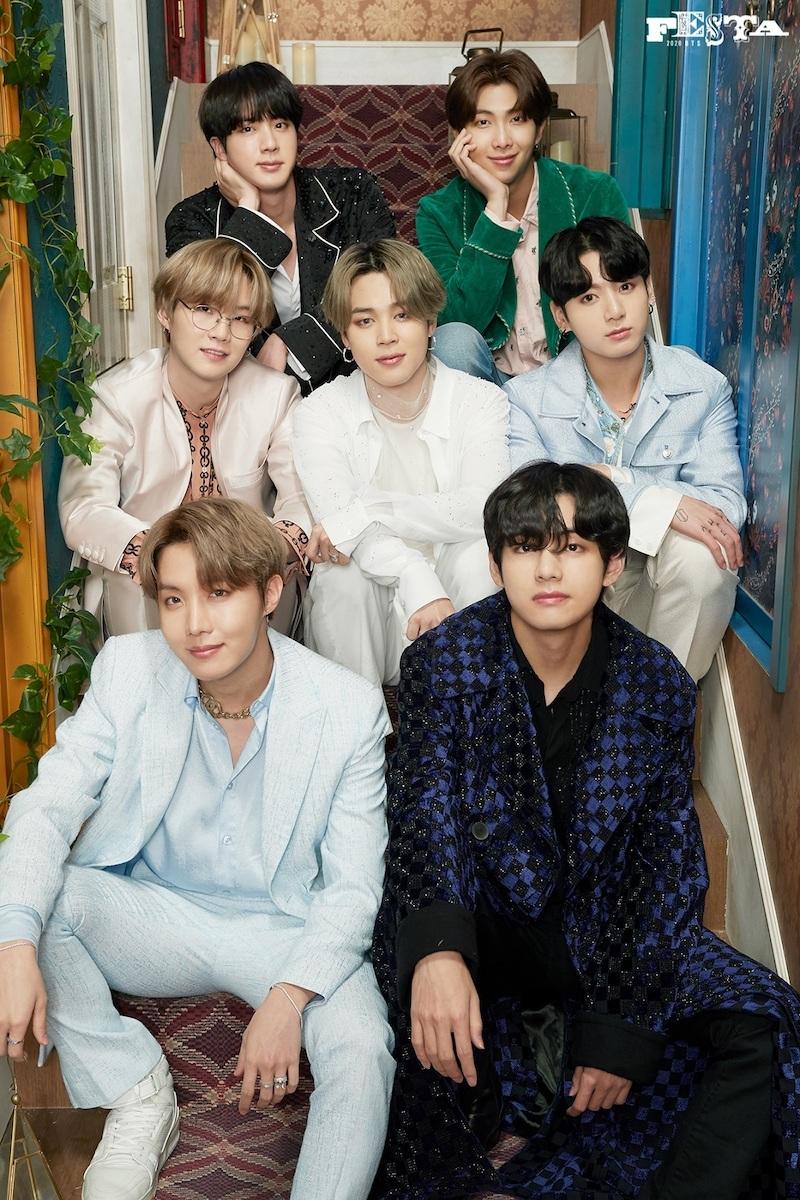 BTS  写真提供:Big Hit Entertainment