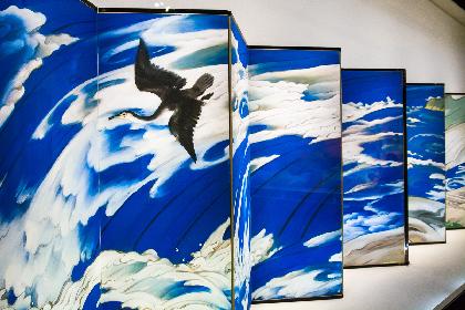 山種美術館の涼やかな企画展『水を描くー広重の雨、玉堂の清流、土牛のうずしおー』開幕レポート