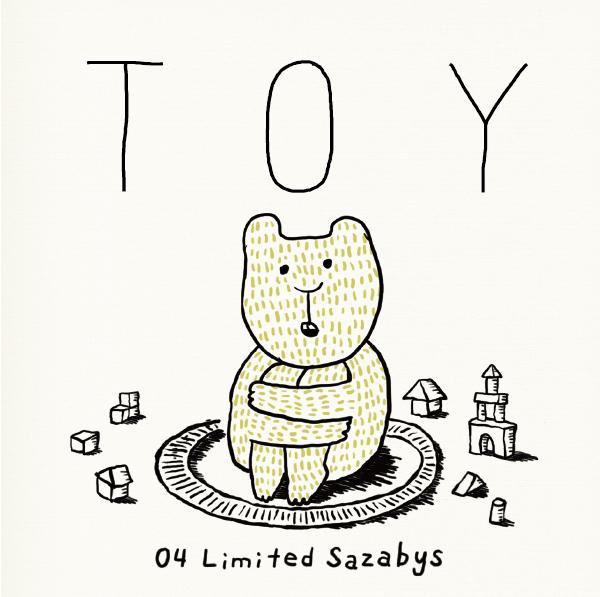 04 Limited sazabys/シングル「TOY」通常盤