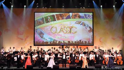 特別映像×オーケストラ生演奏『ディズニー・オン・クラシック ~夢とまほうの贈りもの』の生配信が決定