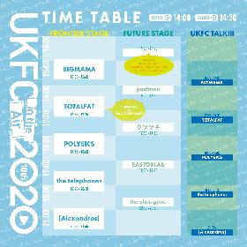 『UKFC in the Air』MCに芦沢ムネトが出演決定 TOTALFAT・Shun、BIGMAMA・金井政人&東出真緒によるコラボステージも