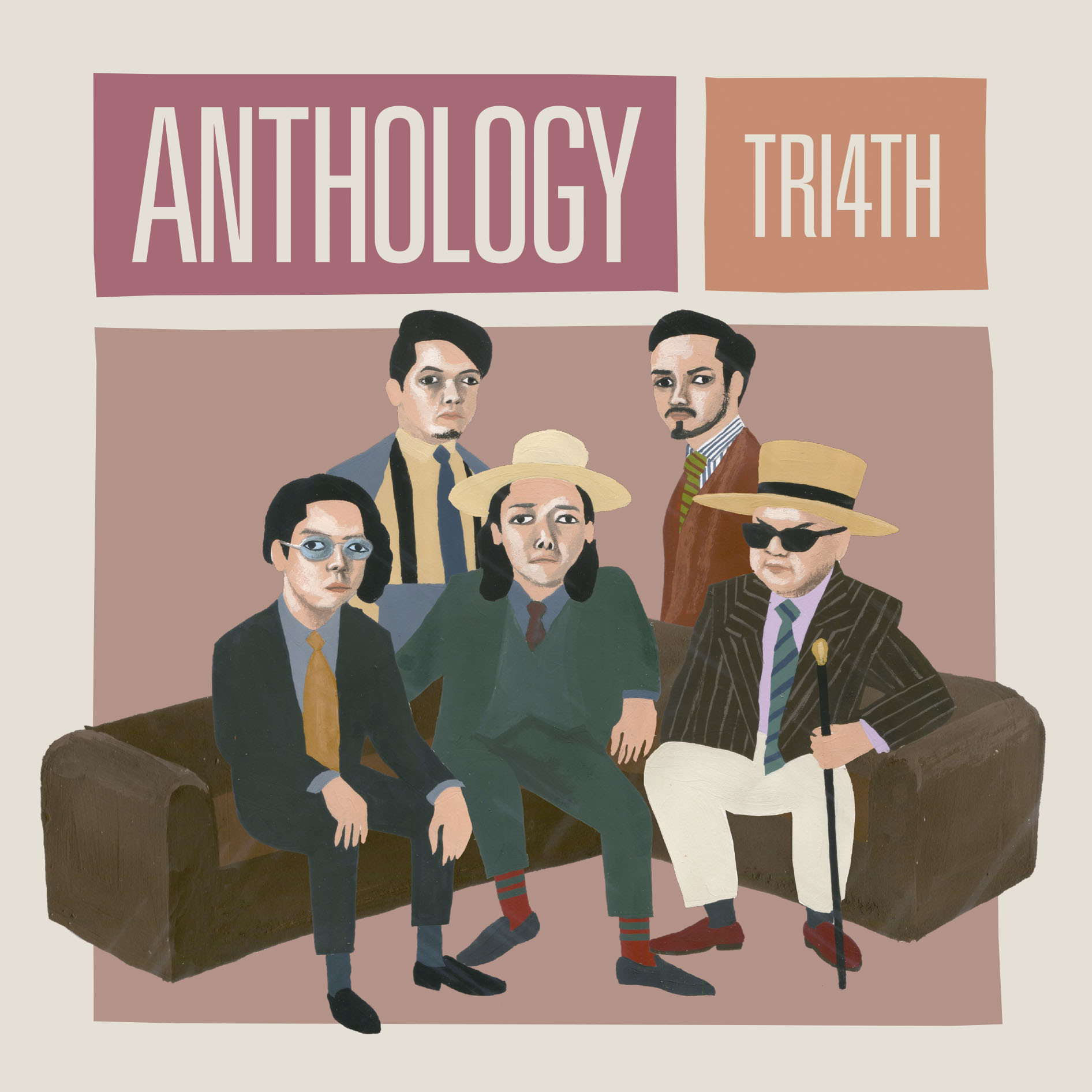 『ANTHOLOGY』